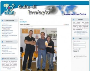 www.gallodiesculapio.it