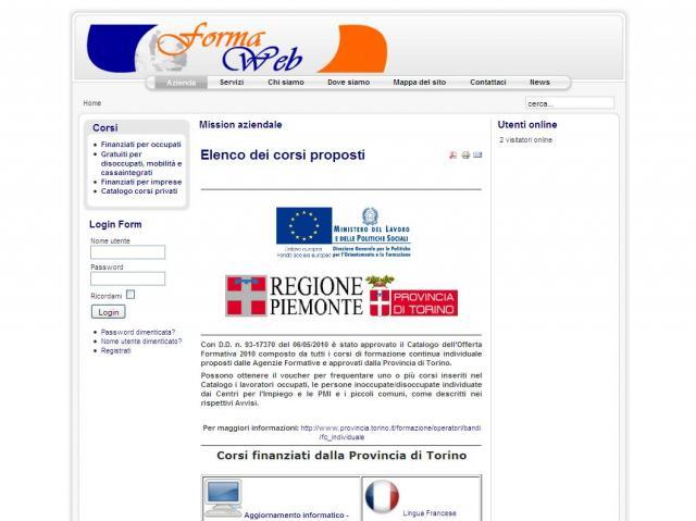 www.consorzioformaweb.it
