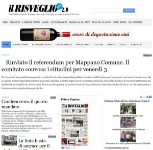 www.ilrisveglio-online.it