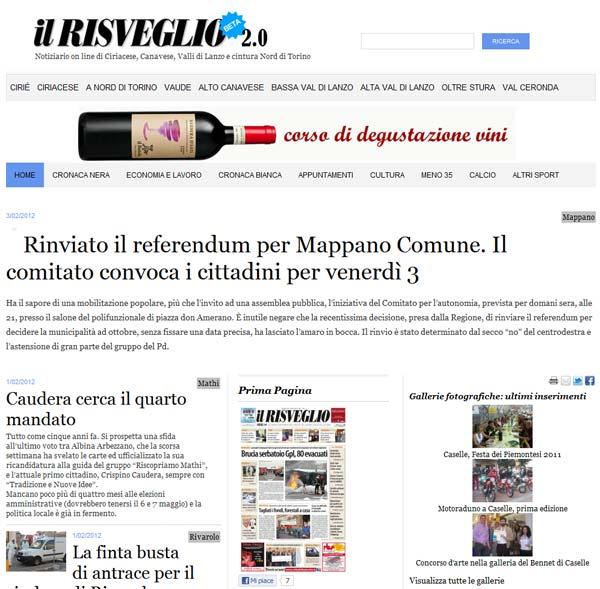 www.ilrisveglio-online.it