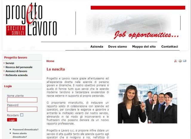 www.progettoelavoro.it