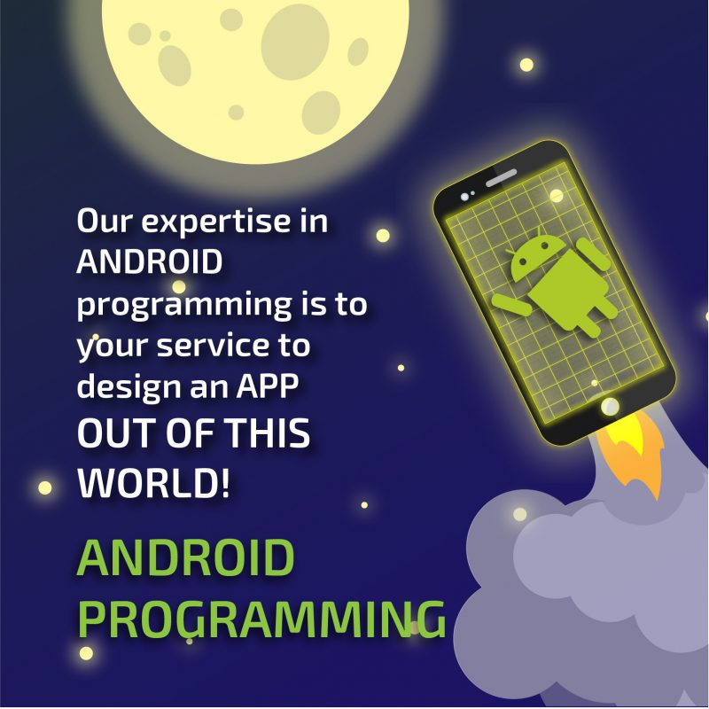 SLIDE sm - ANDROID PROGRAMMING by TC-WEB