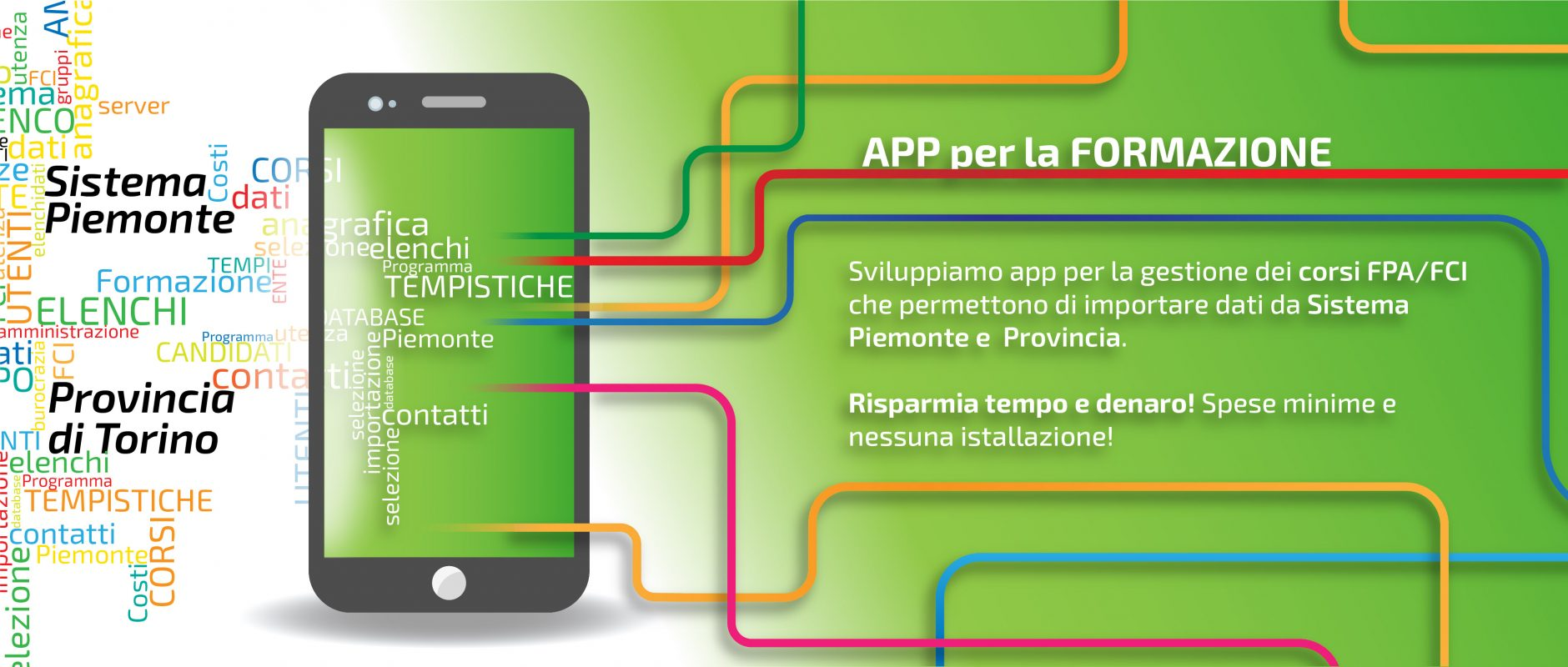 APP PER LA FORMAZIONE  by TC-WEB