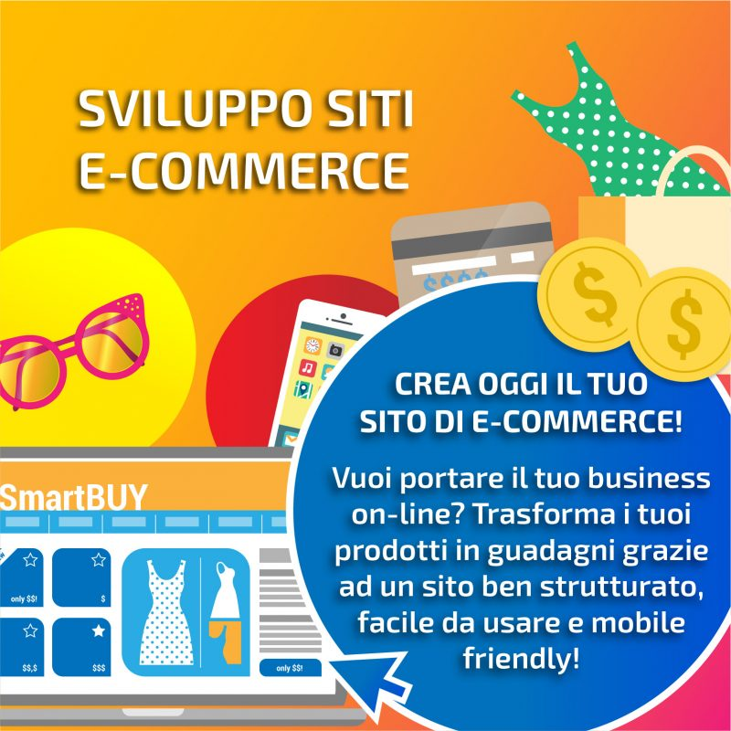SLIDE sm - SVILUPPO SITI E-COMMERCE by TC-WEB