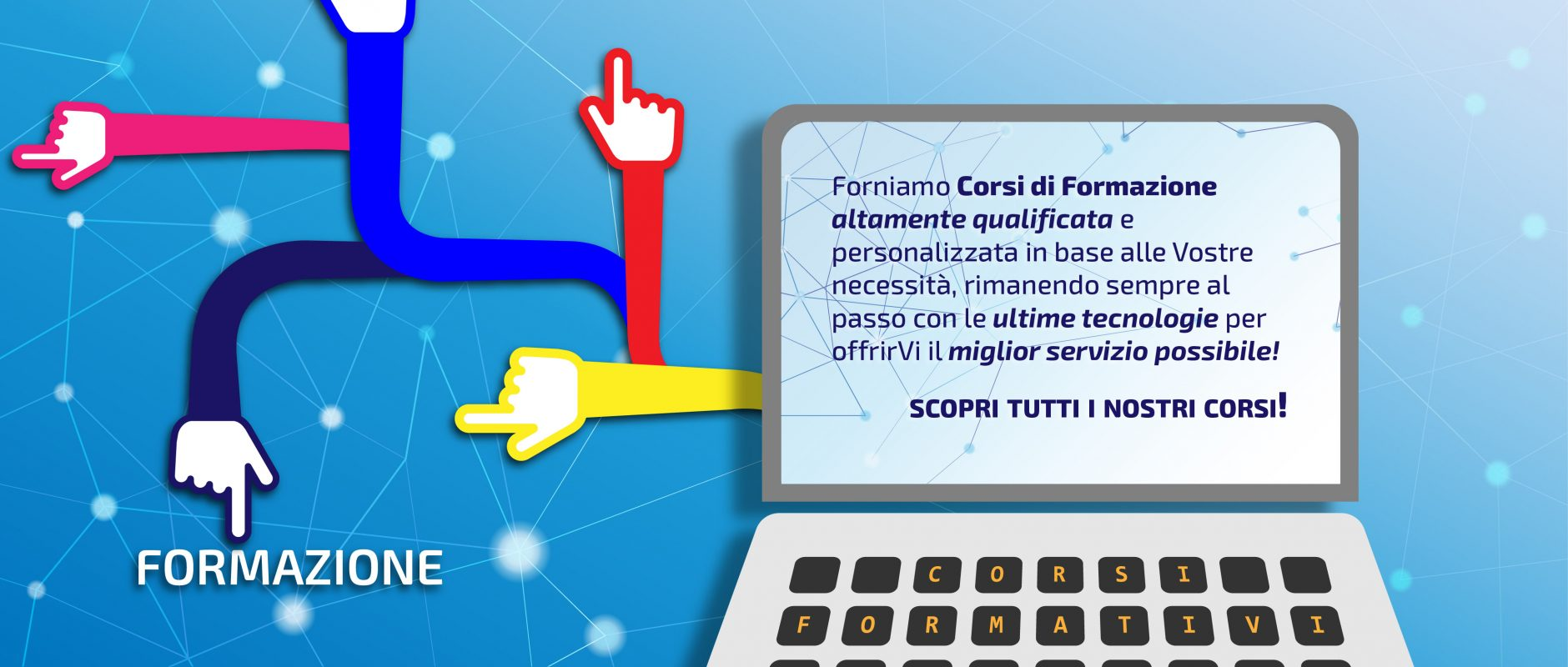 CORSI DI FORMAZIONE by TC-WEB