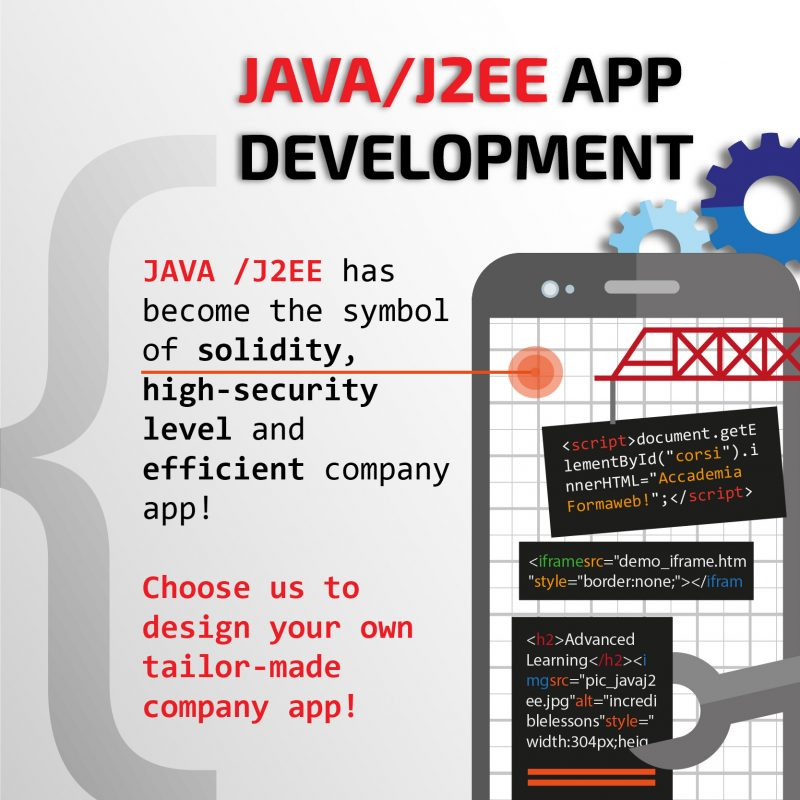 SLIDE sm - JAVA/J2EE APP DEVELOPMENT by TC-WEB