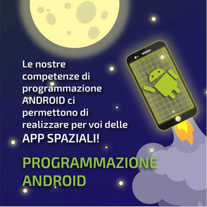 SLIDE sm - PROGRAMMAZIONE APP ANDROID by TC-WEB