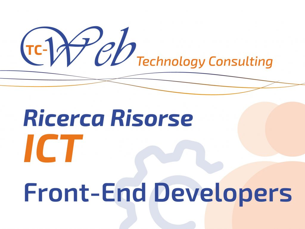 ricerca frontend developers