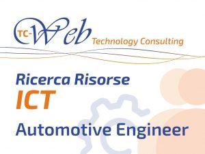 Ricerca Profilo Automotive Engineer