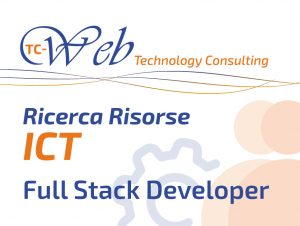Ricerca Profilo Full Stack Developer