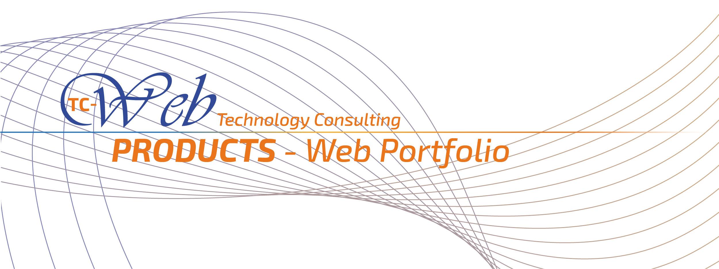 Web Portfolio TC-Web