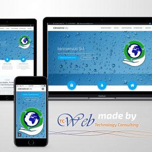 Idroservizi Web Showcase