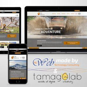 Paka Web Showcase