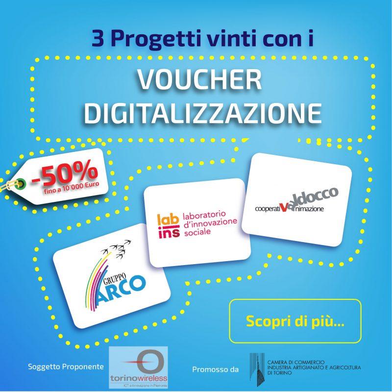 banner small Digitalizzazione
