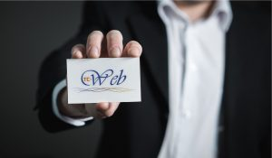 business card TC-Web