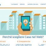 CasaNelWeb homepage