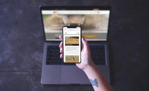 Responsive Paka website
