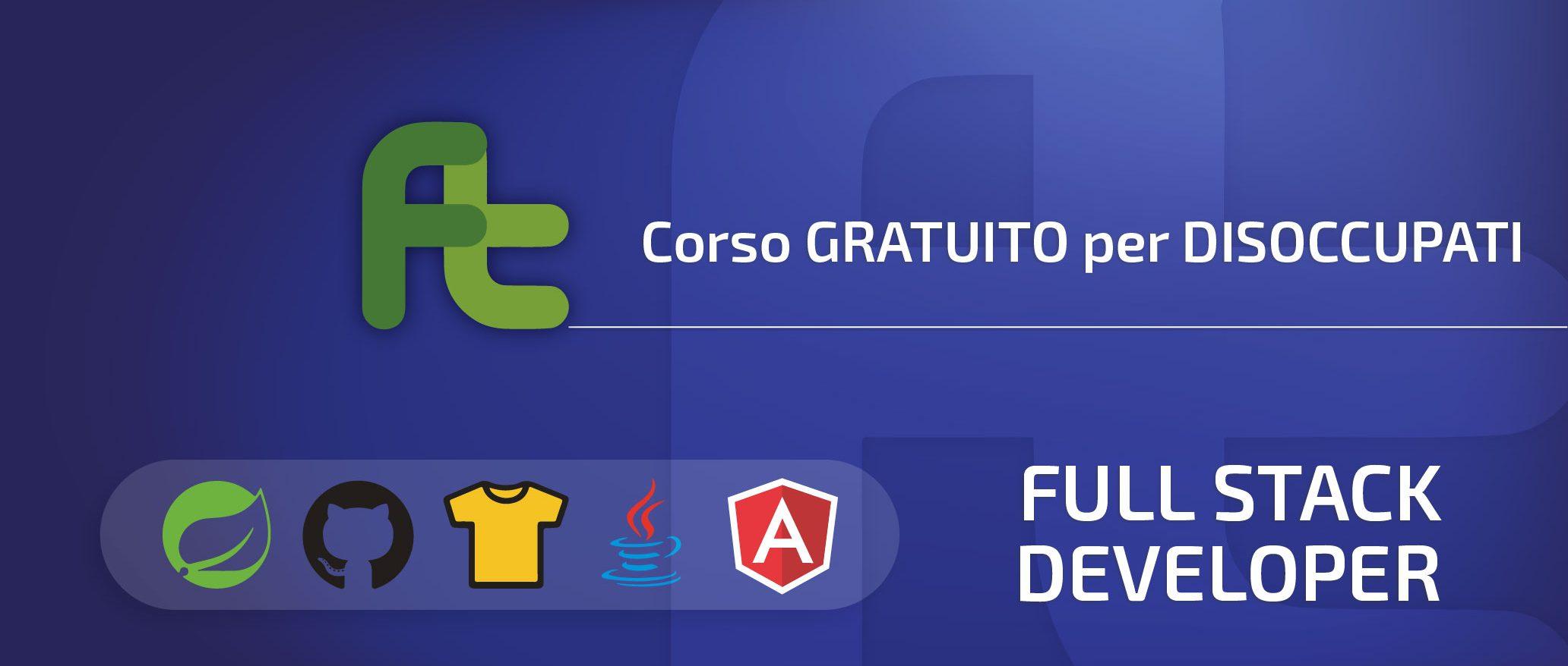 Corso Full Stack Developer