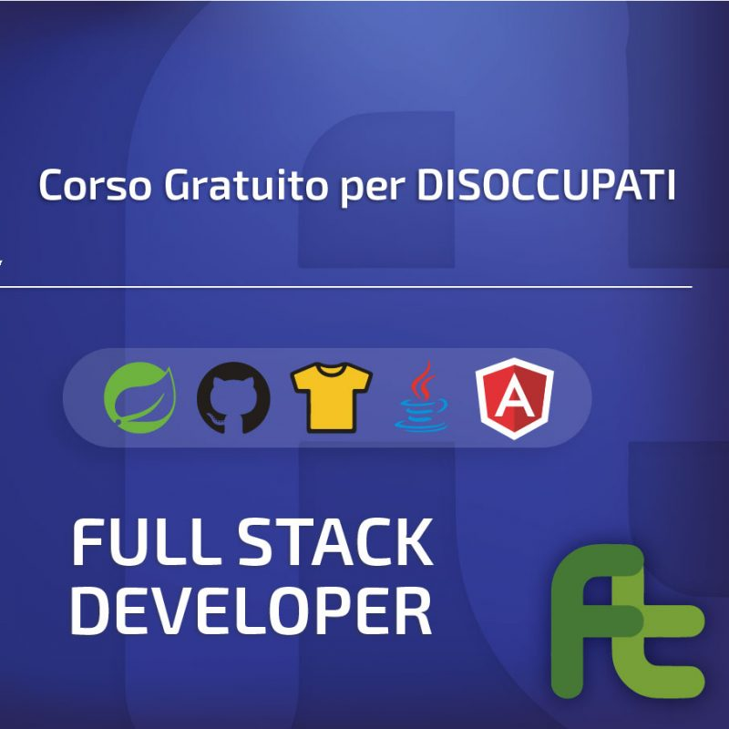 Corso Gratuito Full Stack Developer