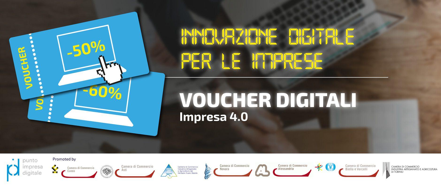Voucher Digitali I4.0 2019