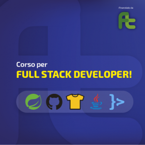 corso full stack developer sm